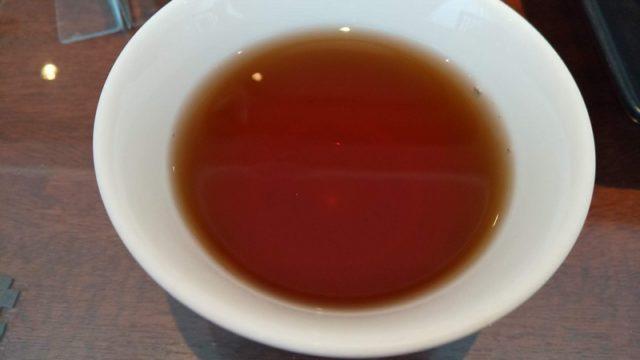 百楽和歌山シノワーズ「プーアル茶」2