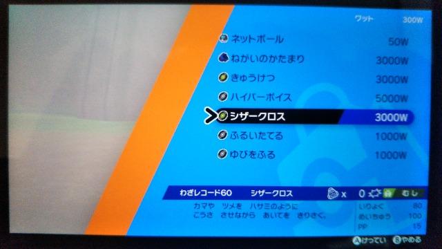 ポケモン(ソード/シールド)「Wショップ」2